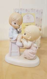 Precious Moments Figurine - You are Always there for Me