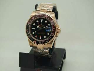 ROLEX GMT MASTER GOLD ( LIMITED )