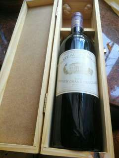 1985 Chateau Margaux, MARGAUX, FRANCE