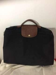 long champ - document bag/ laptop bag