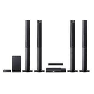 Sony 3D Blu-ray Home Theater System (BDV-N990W 5.1ch)