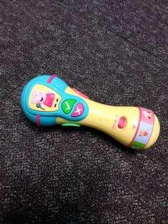 Microphone peppa pig