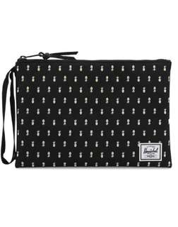 Herschel Supply Co. Network Large Pouch Black/Pineapple