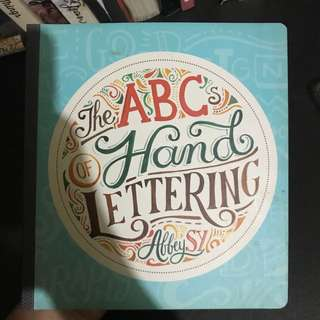 Abbey Sy's The ABCs of Hand Lettering