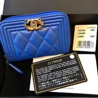 Chanel Cardholder coins bag