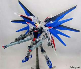 MG freedom Gundam EXPO limited