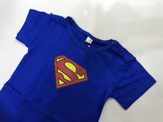 Baby Superman Superboy Costume/ Cloth/ Romper/ Superhero