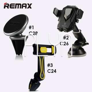 Fr $10 Remax Car Phone Holder Taxi Grab
