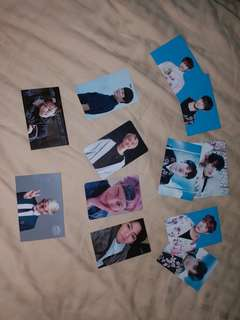 WTS BTS Official Photocards Pc