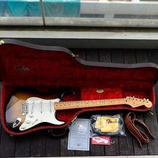 Fender 50th Anniversary Master Built 1954' Stratocaster by Todd Krause in 2004