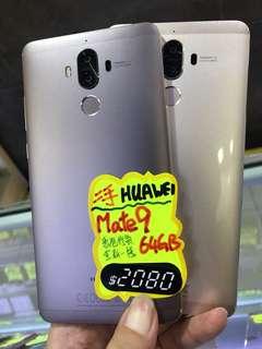 二手Huawei Mate 9