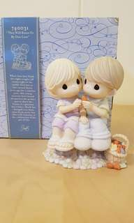 Precious Moments Figurine - They will know us by our Love