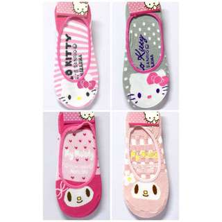 Hello Kitty / My Melody FOOT SOCKS