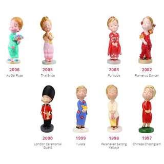 Rose Chan Doll Collection Takashimaya