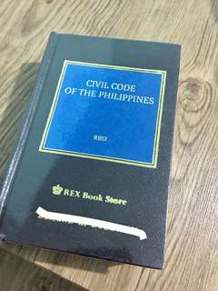 Civil Code of the Philippines  RBSI 2016 - Codals