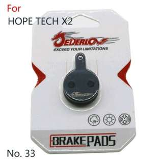 🆕! Hopetech X2 /Tektro Lyra Brake Pads Boli - BB8   #OK                                                                         MTB / Mountain Bike /Road Bike /Enduro /Downhill /Freeride/ Bicycle / Bmx / Escooter