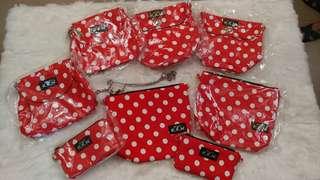泰國時尚女裝R.M.K.手袋 散紙包 全新購自泰國 散紙包