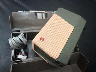 🚚 櫥窗展示美品 CABIN古典桌上型正片投影機