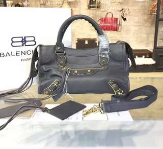 Balenciaga Paris Authentic Bag