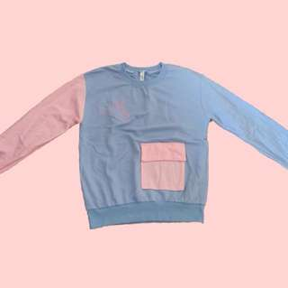 Bubblegum sweater