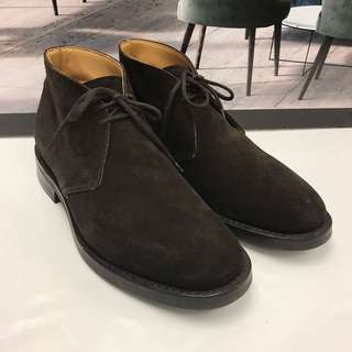 Church's Seude Ankle Shoes