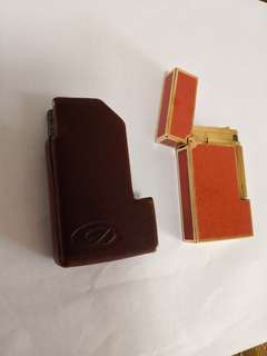 Authentic ST Dupont lighter