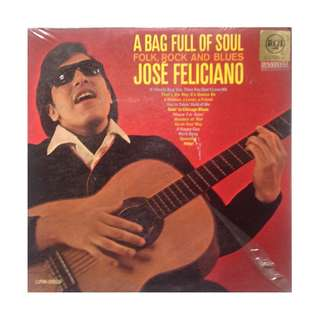 Jose Feliciano - a bag full of soul