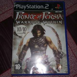 Ps2 PAL prince of persia