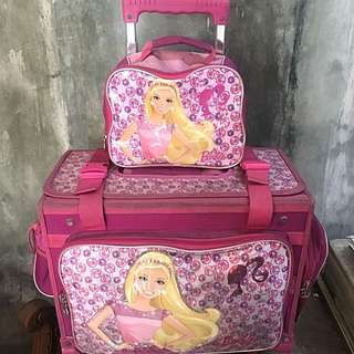Barbie Stroller Bag w/ Lunchbag