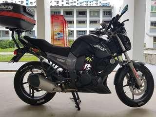 Yamaha Fazer Grounding Kit