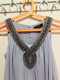 Elegant Flowy Dress
