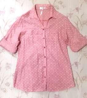 Pazzo 3/4 blouse