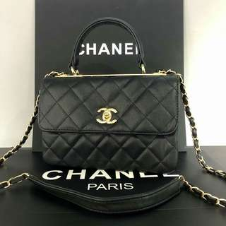 Chanel Classic Bag with Handle