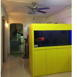 CHEAP! 2 BEDROOM ANG MO KIO. NEAR MRT , HIGH FLOOR