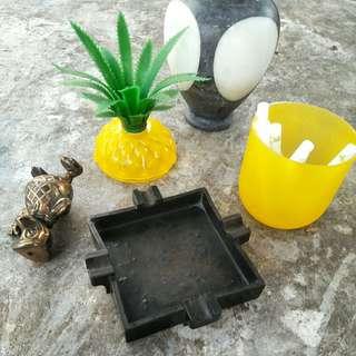 【MarkS Handeco】日本早期30~60年代chissolite老電木塑料煙灰缸