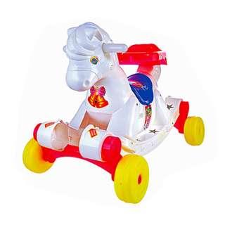 Mainan Mobil Dorong RIDE ON HORSE - KP561
