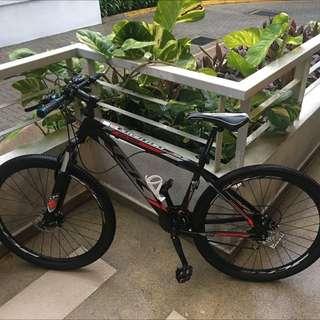 "27.5"" Mountain Bike."