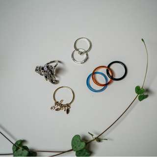 Small Ring Collection