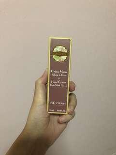 Loccitane Rose velvet hand cream