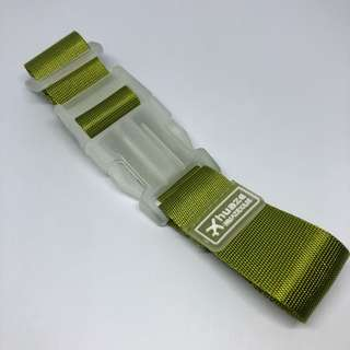 Green Luggage Travel Clip