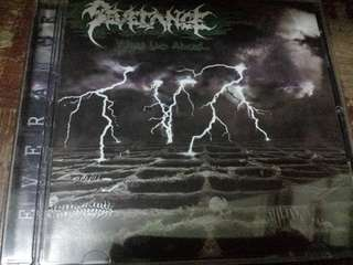 Music CD (Metal): Severance ‎– What Lies Ahead... - Death Metal