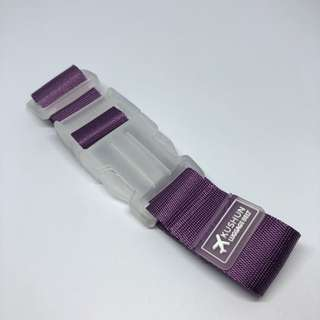 Violet Luggage Travel Clip