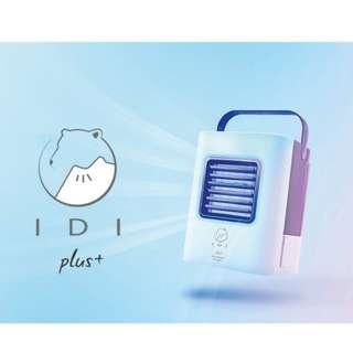 🔥台灣 IDI AC-01s 2代升級版 納米攜帶式冷氣機 個人行動水冷氣 微型冷氣 🔥