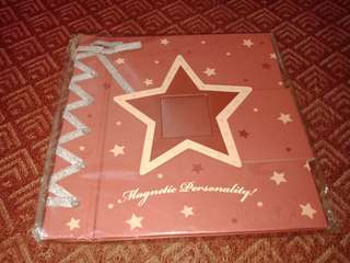 Magnetic Personality/Scrapbook
