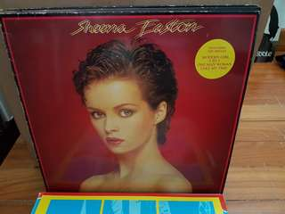 Sheena Easton Take Your Time Vinyl LP Original Pressing Rare