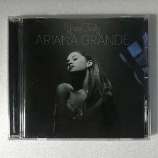 ariana grande yours truly album