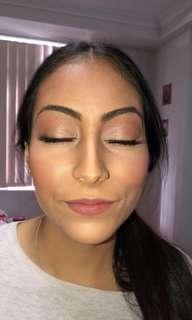 Makeup artist