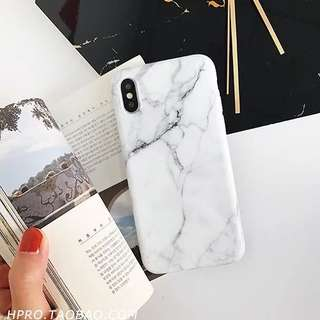 🚚 iPhone X 大理石紋路 手機殼 保護殼