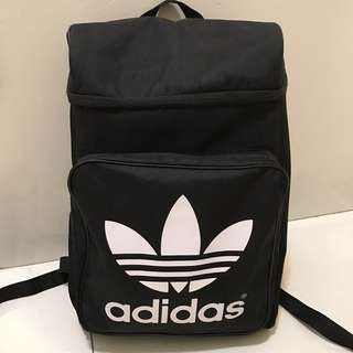 RTP: $50 😱 Adidas Trefoil black and white backpack
