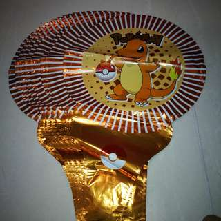 Foil balloon pokemon